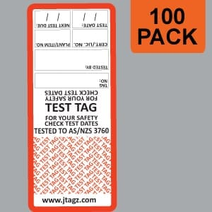 Red-Test-Tag