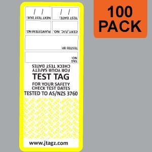 Yellow-Test-Tag